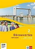 Découvertes Série jaune 2. Cahier d'activités mit MP3-CD und Video-DVD: Série jaune (ab Klasse 6)