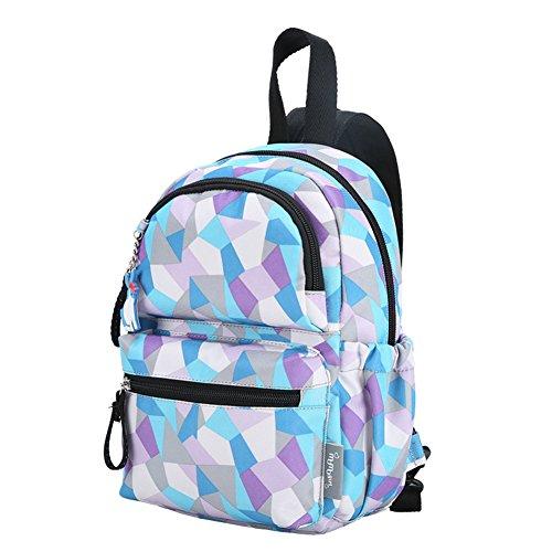 Bolso fresco del estudiante, paquete diagonal del hombro-D D