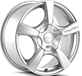 01 c240 rims - Touren TR9 16 Hypersilver Wheel / Rim 5x112 & 5x120 with a 42mm Offset and a 72.62 Hub Bore. Partnumber 3190-6709S