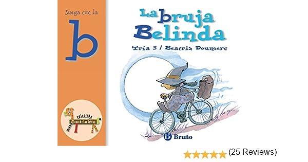 La bruja Belinda: Juega con la b Castellano - A Partir De 3 Años ...