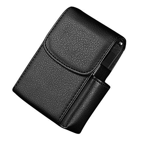 Credit Card Cigarette Case Wallet (Motop Credit Card Package Card Holder Business Card Case Cigarette Case (black))