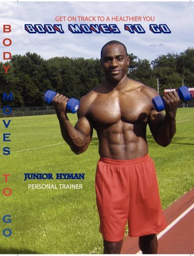 BODY MOVES TO GO: (3 DVDs) (As Seen on TV) The exercises are meant to strengthen, condition, increase flexibility and tone your entire body. by Junior Hyman by Outdoor