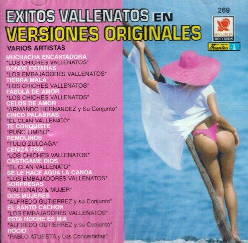 Exitos Vallenatos (Versiones Originales) Bcdpf-269 by Balboa-Fuentes