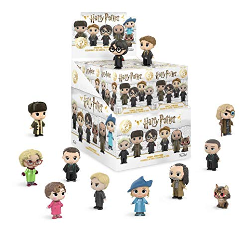 Funko- Mistery Mini Harry Potter S3-12 PC PDQ Figura coleccionable, Multicolor, tamano estandar (31021) , color/modelo surtido