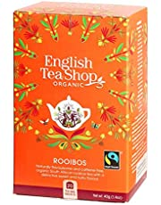 English Tea Shop Organic Rooibos, 40g