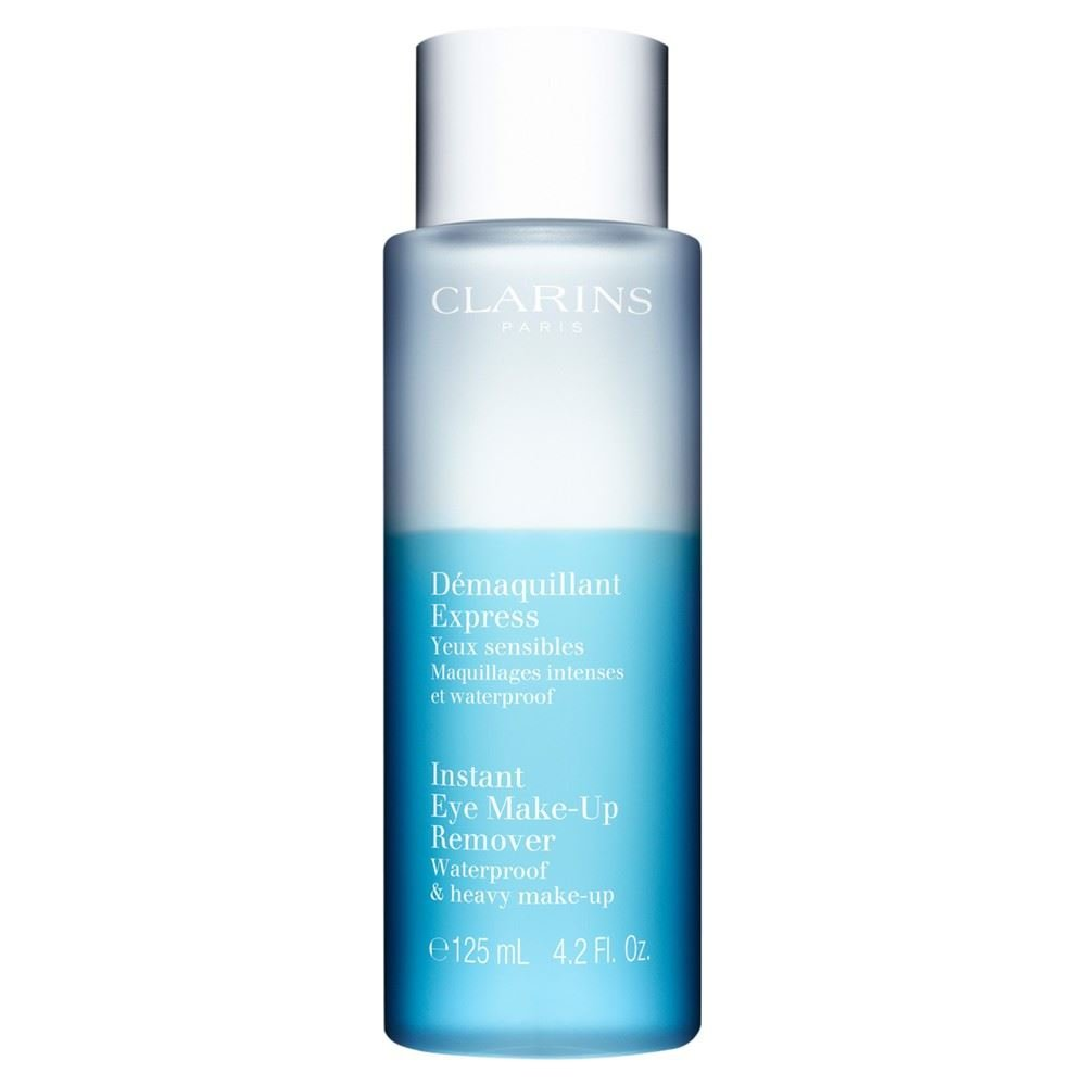 Clarins Instant Eye Makeup Remover 125ml - Pack of 6