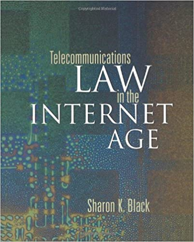 Telecommunications Law in the Internet Age (The Morgan Kaufmann Series in Networking)