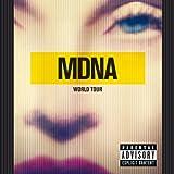Madonna: MDNA World Tour (Audio CD)