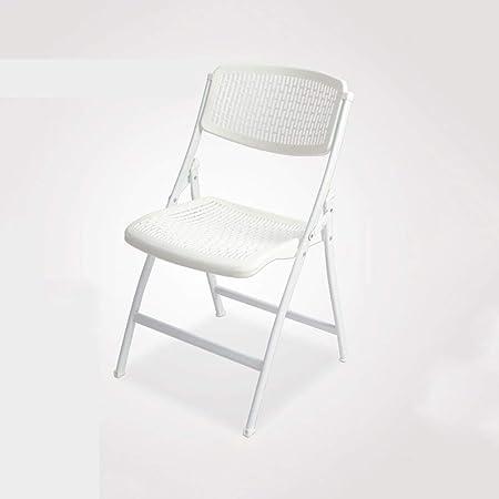 Sedie Acciaio E Plastica.Qghlw Sedie Di Formazione Ufficio Sedie Con Sedili Di Plastica E
