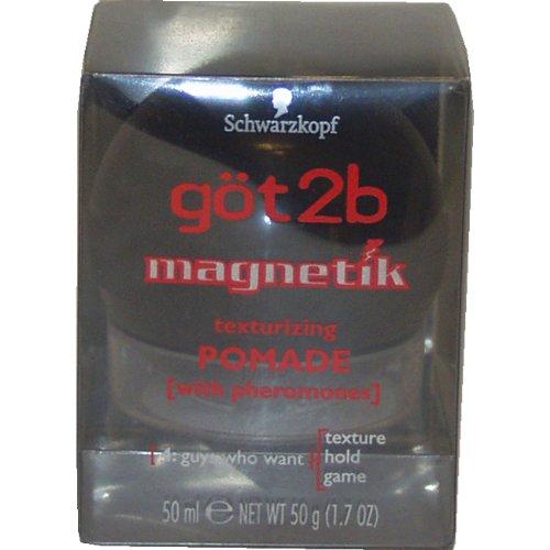 Magnetik Texturizing Pomade By Got2b, 1.7 Ounce