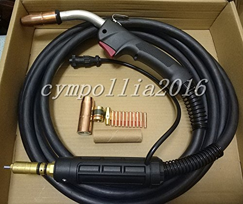 MIG WELDING GUN &TORCH 15' 250AMP for Millermatic ,replaceme