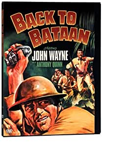 Back to Bataan (Sous-titres français) [Import]