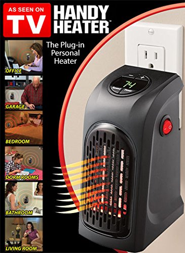 Handy Heater 142598  Plug-in Personal Heater (Handy Heater compare prices)