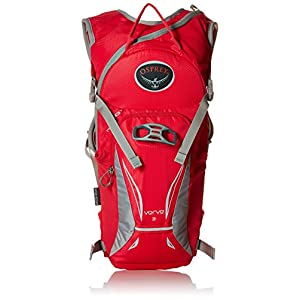 Osprey Packs Women's Verve 3 Hydration Pack, Scarlet Red