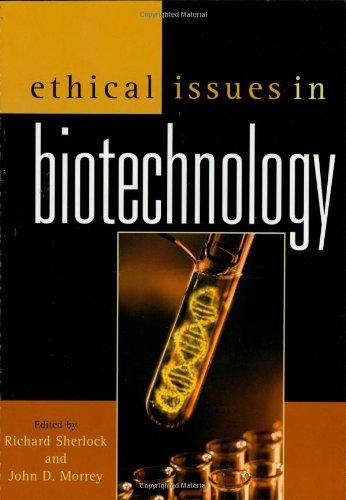Ethical Issues in Biotechnology: Amazon.es: Sherlock, Richard ...