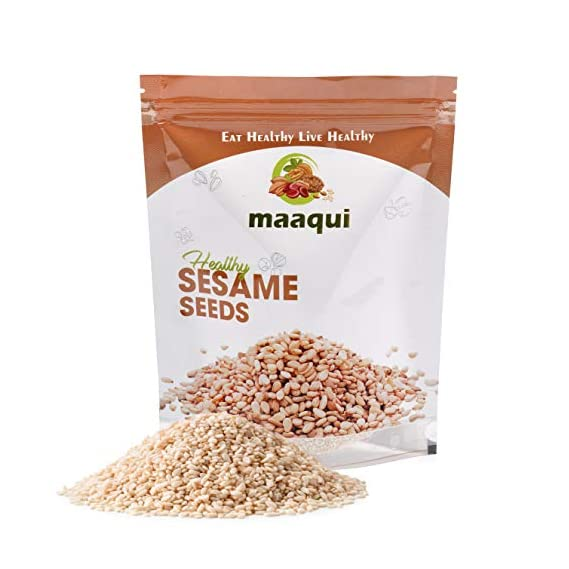 Maaqui Healthy Sesame Seeds 250 Gm