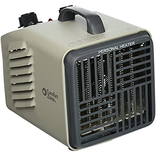 Comfort Zone Personal Heater Fan|2 Heat Settings  sc 1 st  Amazon.com & Tent Heaters: Amazon.com