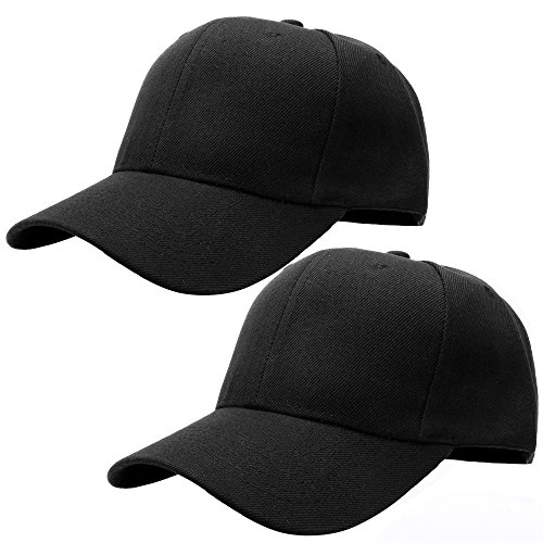Falari Baseball Dad Cap Adjustable Size Perfect for Running Workouts and Outdoor Activities