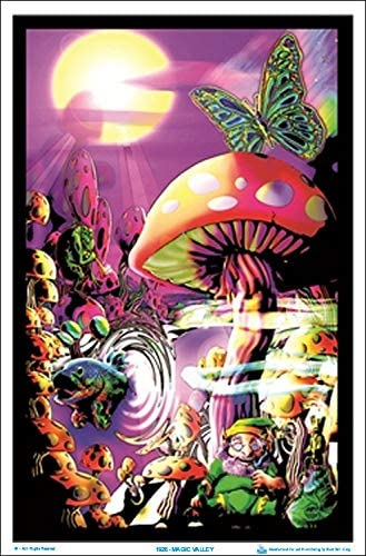 Take Me To Your Dealer Blacklight Poster 23 x 35