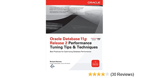 Amazon. Com: oracle pl/sql performance tuning tips & techniques.