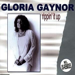 Gloria Gaynor - Rippin' It Up - Da n.c.e. - M-CD 870555-2