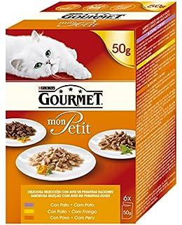 Purina Gourmet Gold Mousse comida para gatos Surtido 8 x 85 ...