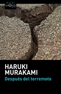 Después del terremoto par Murakami
