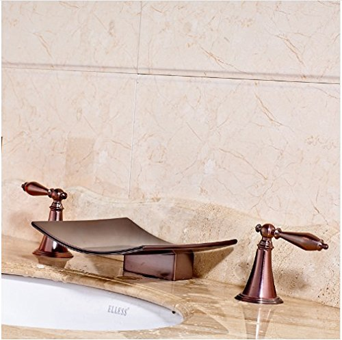 Gowe Unique Design Best Quality Wash Basin Sink Mixer Taps for Bathroom Oil Rubbed Bronze 1