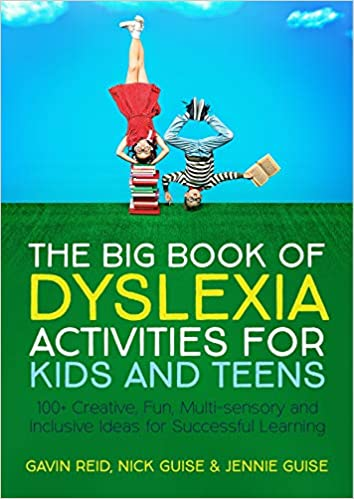Amazon Com The Big Book Of Dyslexia Activities For Kids And Teens