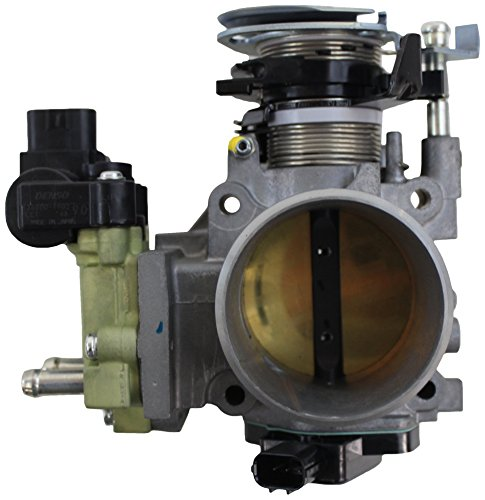 Genuine Honda 16400-PLR-A54 Throttle Body (Honda Civic Throttle Body)