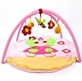 Guurachi Cute Animal Multi-Activity Playmat & Gym Baby Toy