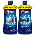 Finish Jet-Dry Rinse Aid Dishwasher Rinse Agent & Drying Agent (4 fl. oz)