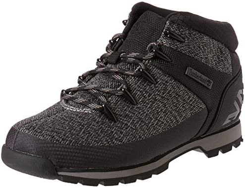 Mens Timberland Euro Sprint Fabric Hiker Outdoor Walking Ankle Boot