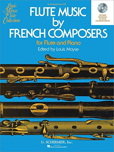Flute Music French Composers - Flute Music by French Composers