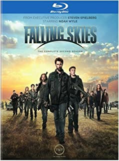 Amazon falling skies falling skies the complete second season blu ray import voltagebd Images
