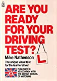 img - for Are You Ready for Your Driving Test? book / textbook / text book