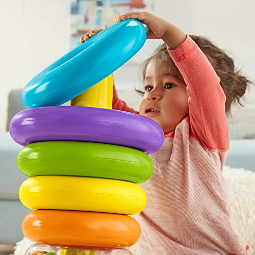 Fisher-Price Giant Rock-a-Stack, Multi