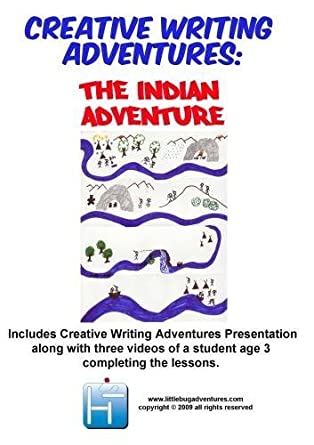 Creative Writing - Adventure Story (Use Sensory Language to Establish Setting)