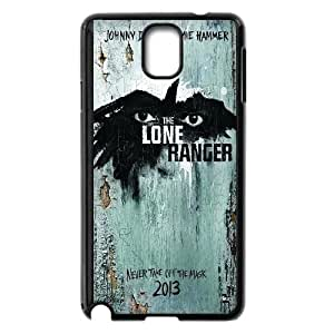 Samsung Galaxy Note 3 Cell Phone Case Black_The Lone Ranger Rqart