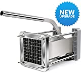 [New Upgraded] French Fry Cutter,...