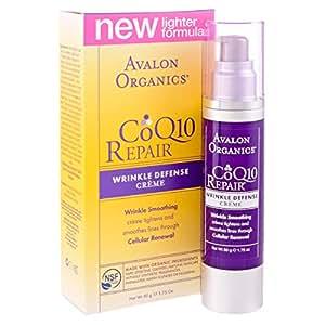 Avalon Organics CoQ10 Wrinkle Defense Creme