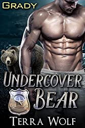 Undercover Bear: Grady (BBW Paranormal Bear Shifter Romance)