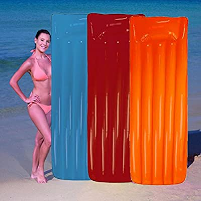 Swiming Raft, Iusun Giant Inflatable Pool Float Swim Ring Party Water Toys