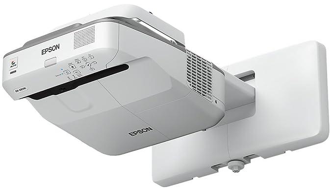 Epson EB-695Wi Video - Proyector (3500 lúmenes ANSI, 3LCD, WXGA ...