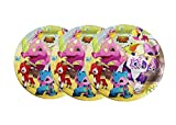 Animal Jam Lunch Plates 3 Packs of 8