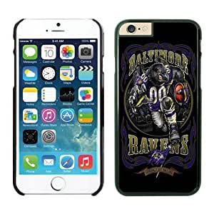 Baltimore Ravens NFL iPhone 6 (4.7 inches) Cases Black Cover