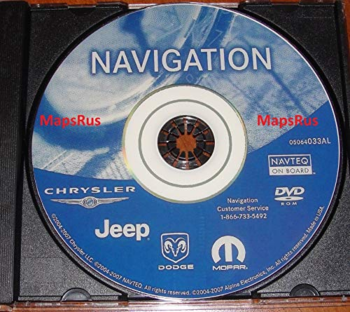 navigation system chrysler 300 - 6