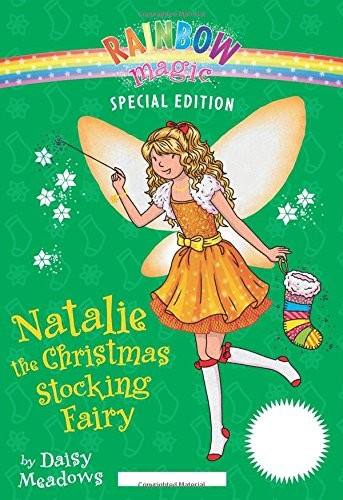 Stocking Christmas Soft (Rainbow Magic Special Edition: Natalie the Christmas Stocking Fairy)