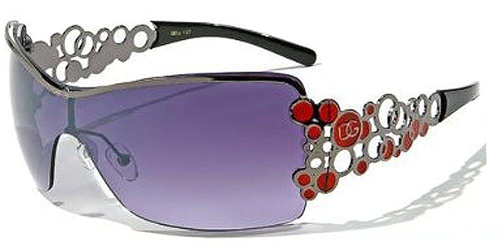 Fashion Eyewear Womens Metal Frame Tennis Sunglasses Tenis Gafas De Sol