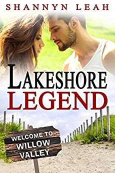 Lakeshore Legend (The McAdams Sisters: A Small-Town Romance) by [Leah, Shannyn]